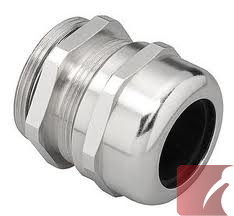 0522 001 032 M32 x 1 5 Nickel-Plated Brass Cable Gland